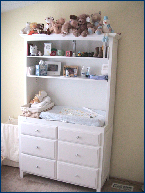Dillon Changing Table